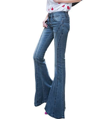 Best Ways To Wear Flare Jeans
