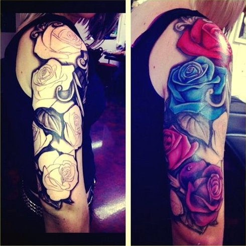 Best tattoo cover up