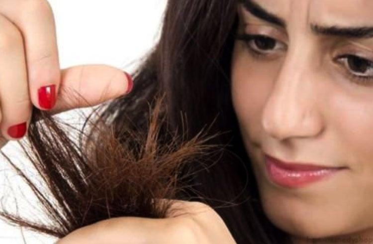 Breakage Of Hair