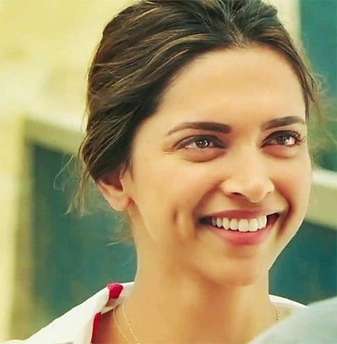 Deepika Padukone Little Dimples