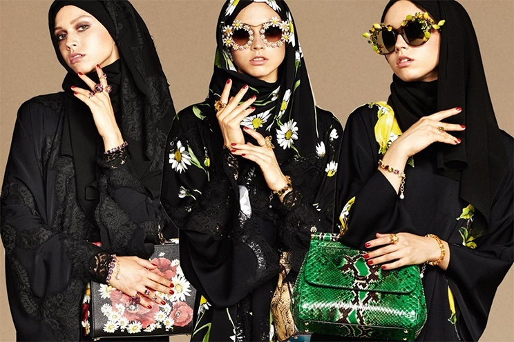 Dolce and Gabbana Launches Hijabs