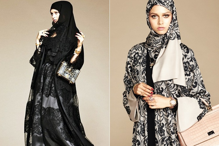 Dolce and Gabbana Launch First Hijab