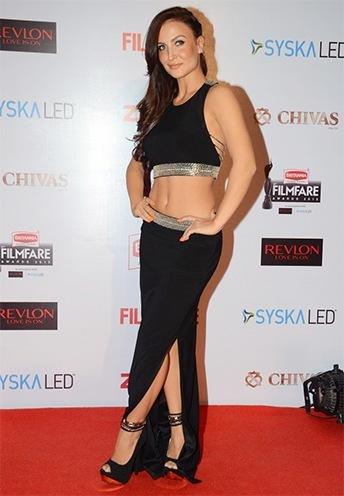 Elli Avram in Filmfare Pre-Event Party 2016