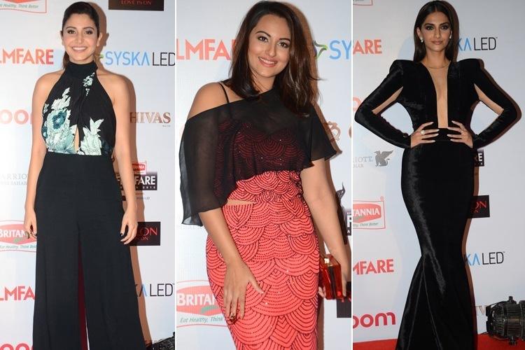 Filmfare Awards 2016 pre-party