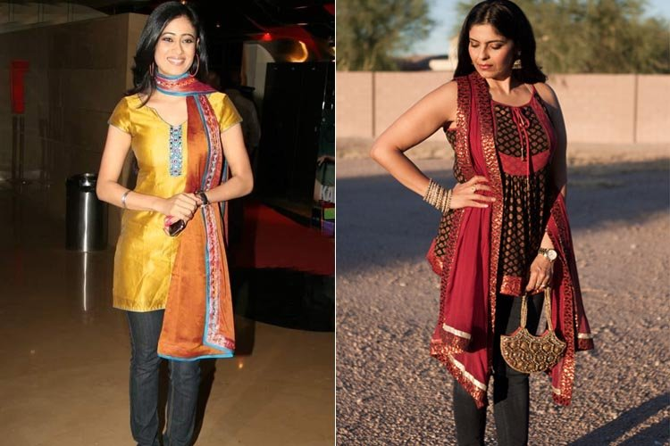 How To Wear A Dupatta