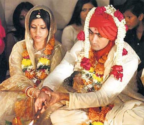 Konkana Sen Sharma And Ranvir Shorey