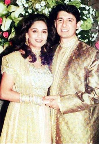 Madhuri Dixit And Dr. Sriram Nene
