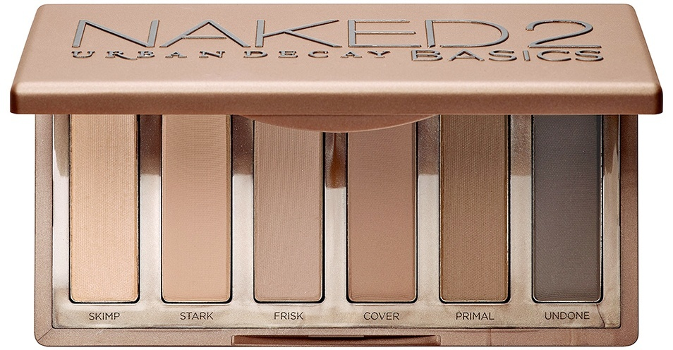 Naked Basics by Urban Decay