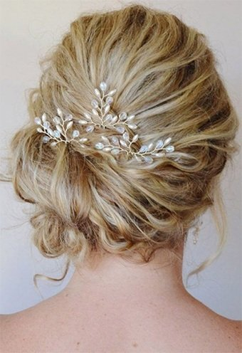 Terrific 10 Embellishments And Hair Accessories For Hair Buns That Bring On Hairstyle Inspiration Daily Dogsangcom