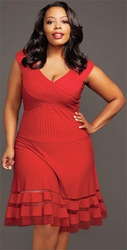 How To Wear Plus Size Party Wear To Sizzle And Sparkle ...