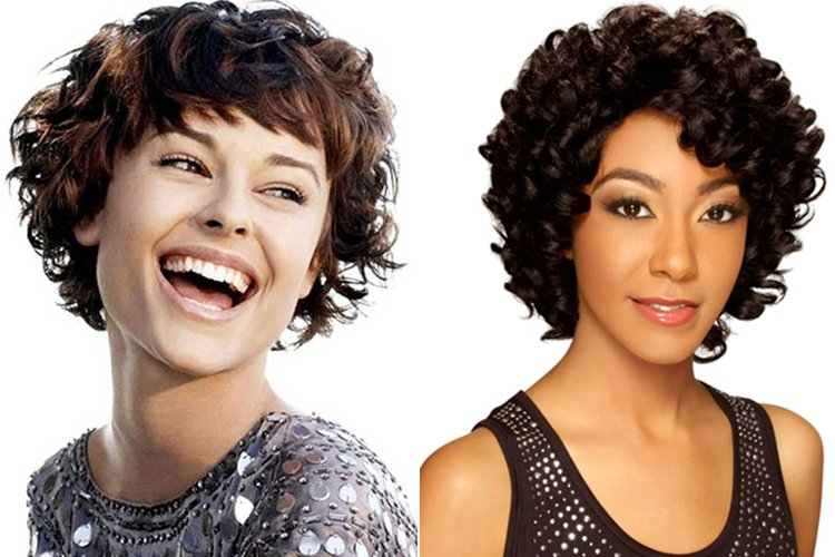 Short Curly Hairstyles For Women Indian Fashion Blog