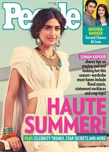 Sonam Kapoor People May 2012