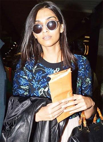 Sonam Kapoor Sunglasses