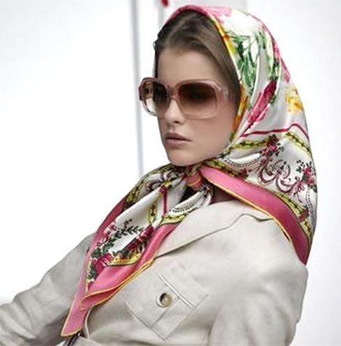 Stylish Ways to Tie and Wear Pashmina Scarves