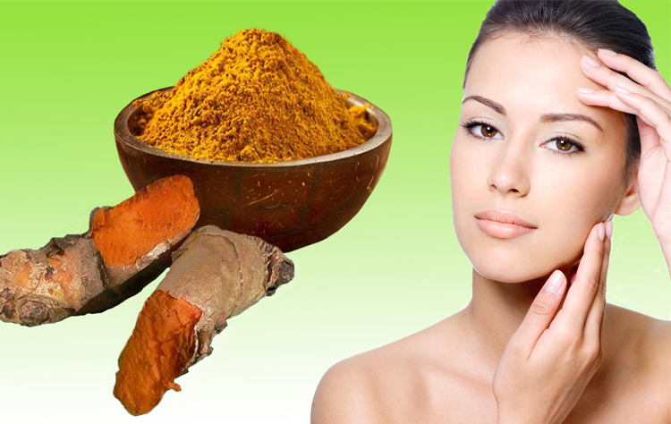 Turmeric For Facial Hair Control