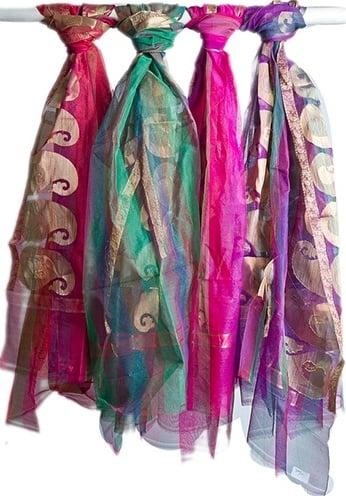 Various Dupatta Styles