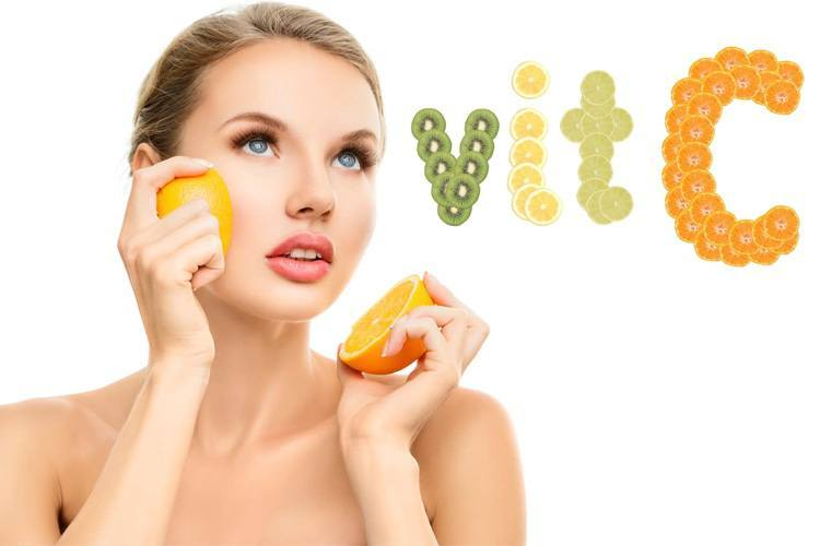 7 Beauty Benefits Of Vitamin C - For Skin, Nails And More