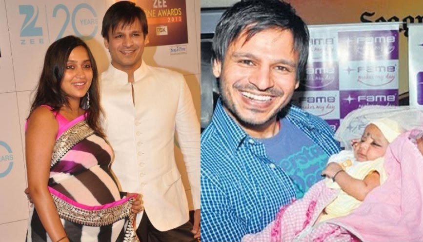 Vivek Oberoi and Priyanka Alva