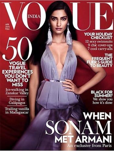 Vogue India April 2015