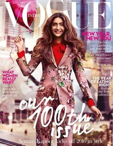 Vogue India Jan 2016