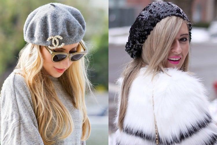 Accessorize your beret