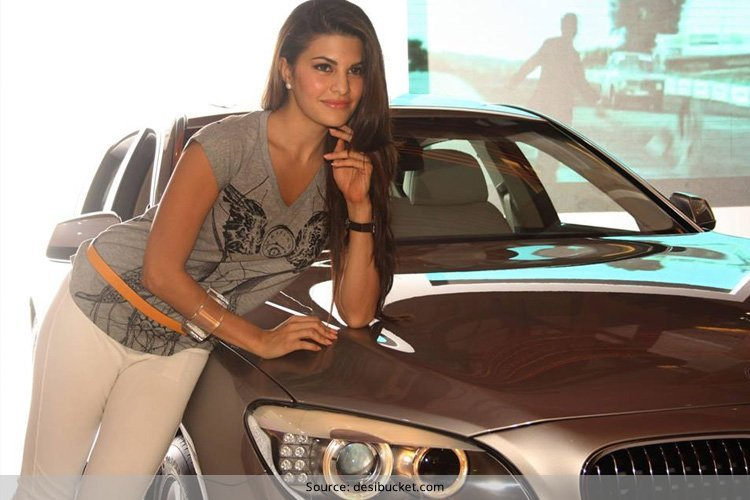 Actress Car Collection