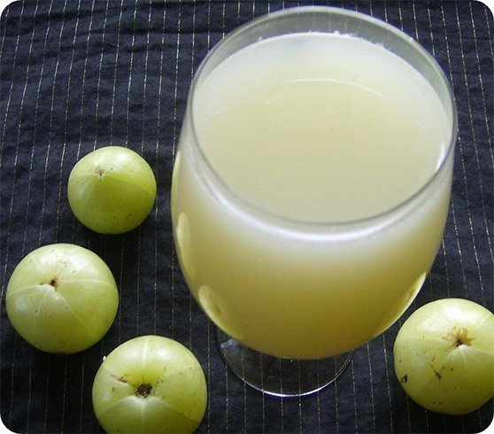 Amla For White Hair