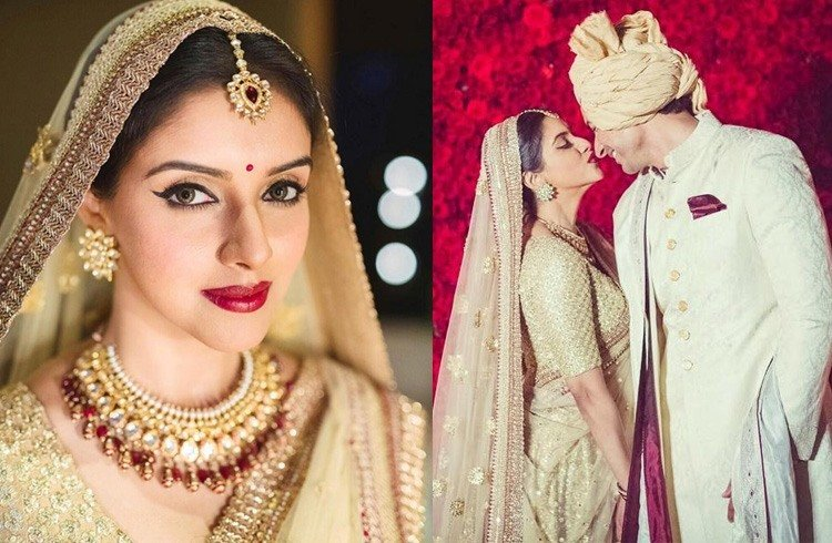Asin and Rahul Sharma Hindu Wedding