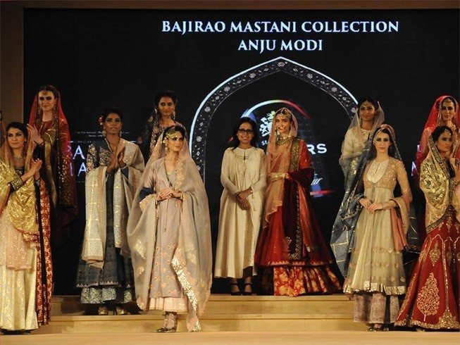 Bajirao Mastani collection