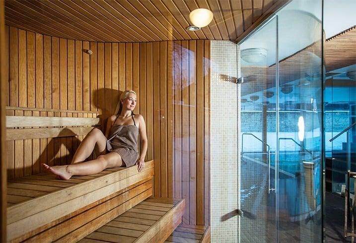 Benefits of sauna therapy
