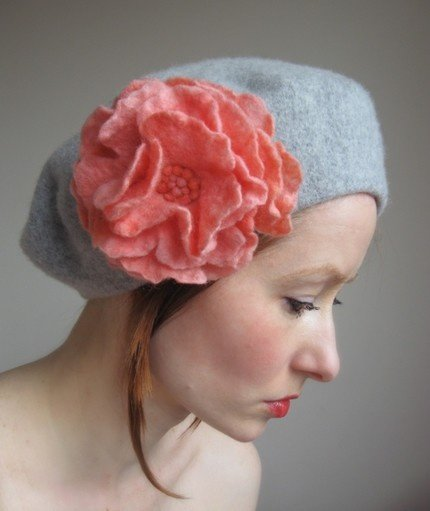 Berets hairstyles