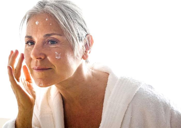 best skin care routine for 40s