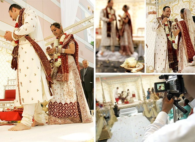 Best wedding color palettes 2016