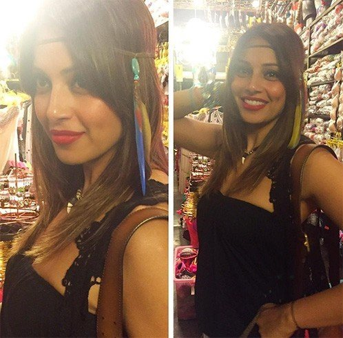 Bipasha Basu vacation