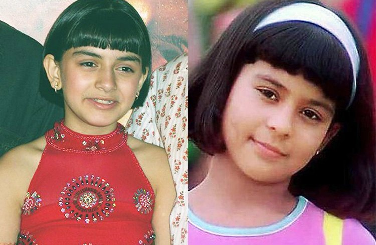 Bollywood Childhood Stars