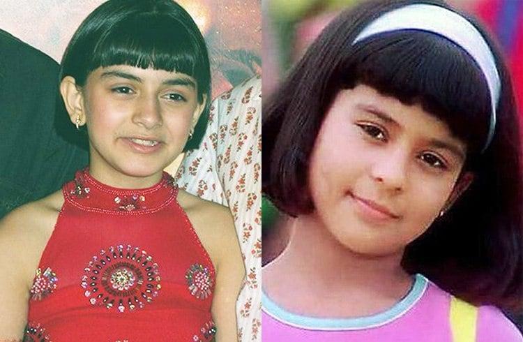 Bollywood Childhood Stars