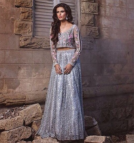 bridal collections of Mina Hasan