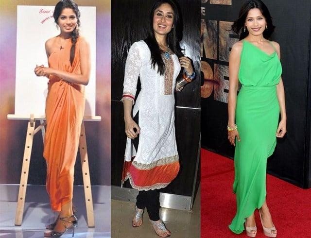 Celebs Fashion on Republic Day