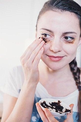 Coffee Beauty Tips