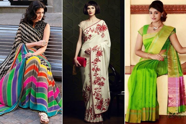 Colorful Saree Designs