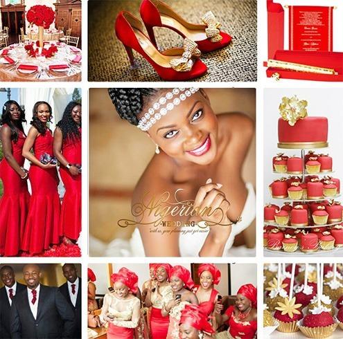 Colour Wedding Palette