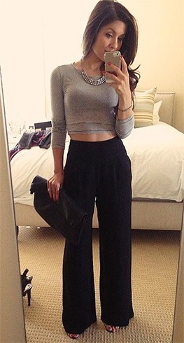 Crop Tops Outfits