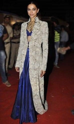 Deepika Padukone at Umang Police Show 2016