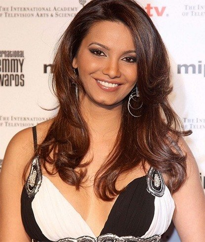 Diana Hayden Delivers Baby girl