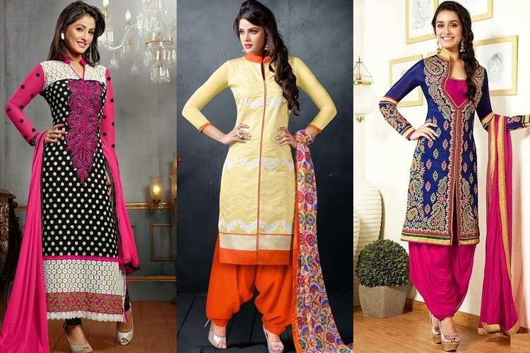 Dresses For Lohri Night
