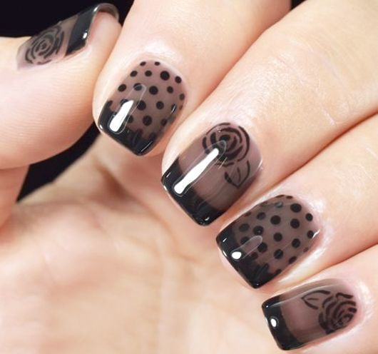 Easy Nail Art Designs: 130 Easy And Beautiful Nail Art Designs 2018 Just For You