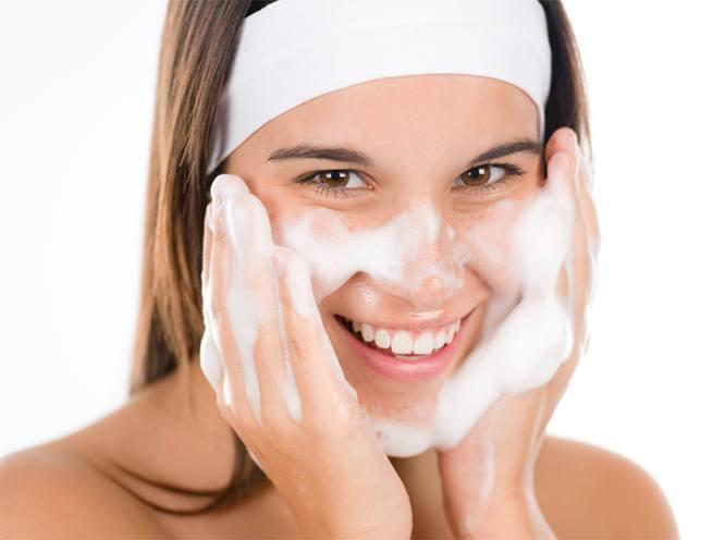 exfoliation of skin