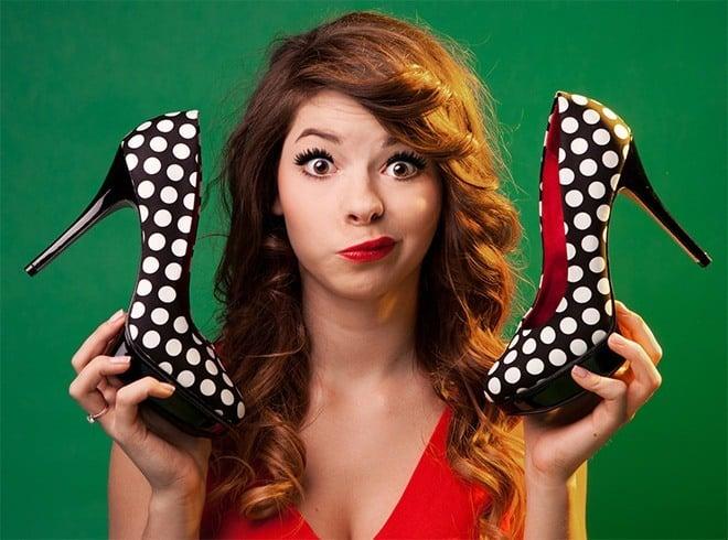 Las Vegas Footwear