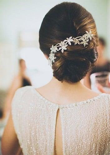 hair bun accessories