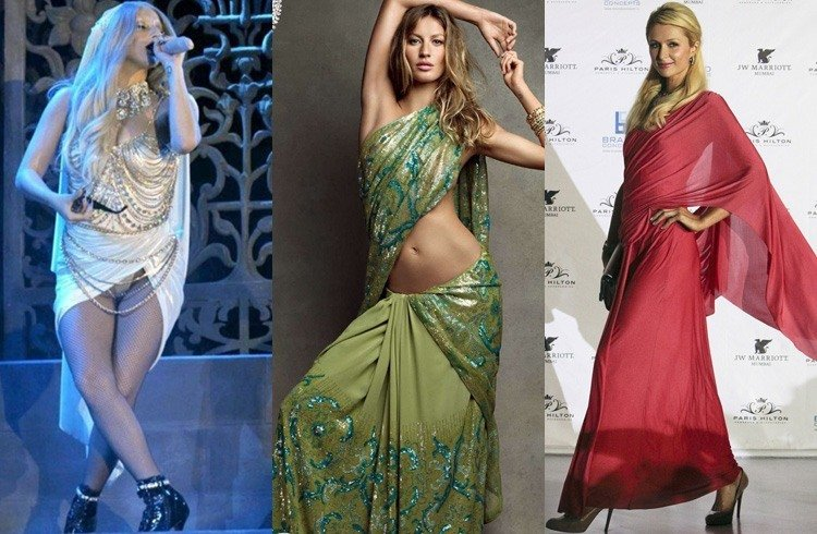 Hollywood celebs in Tarun Tahiliani